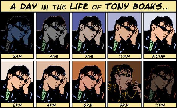 Tony Boaks