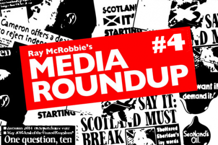 Scottish Independence: Media Roundup #4