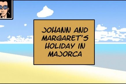Johann And Margaret's Holiday In Majorca