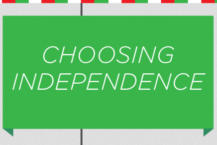 Infographic: Choosing Independence