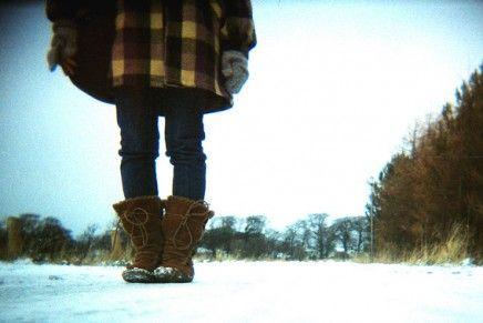 Poem: A Winter's Challenge / Frae Winter's Quest
