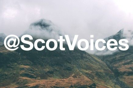 Project: Scotland's Voices @ScotVoices