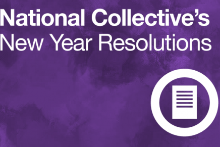 National Collective's New Year's Resolutions