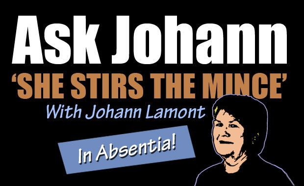 ASK JOHANN - IN ABSENTIA