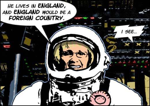 margaret curran in space3