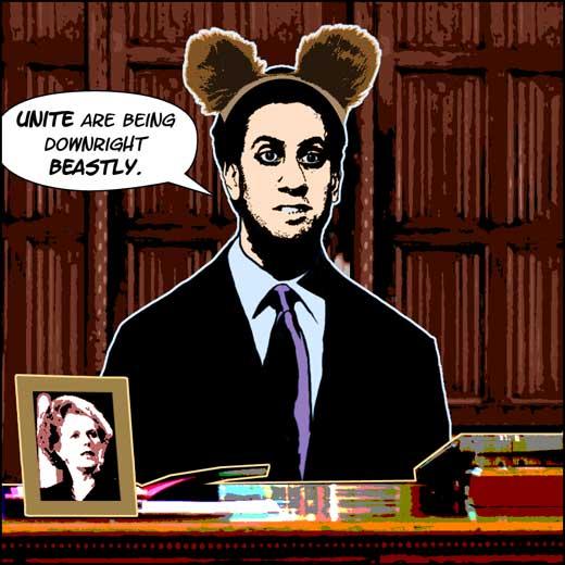 The Strange Case Of Ed Miliband - Part Two-1