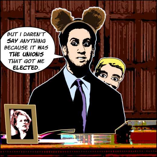 The Strange Case Of Ed Miliband - Part Two-2