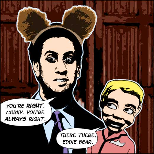 The Strange Case Of Ed Miliband - Part Two-9