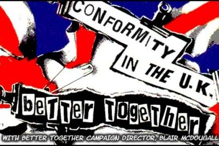 Better Together: Conformity In The UK