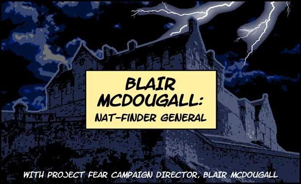 'Blair McDougall: Nat-Finder General