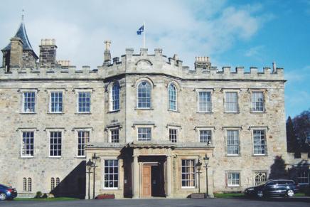 Event: Changin Scotland, 1st – 3rd November