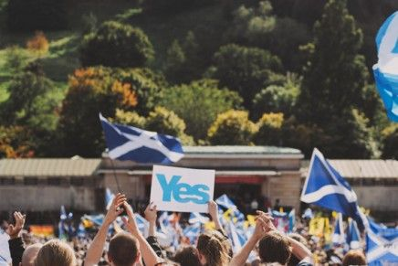 Yes to a different Scotland
