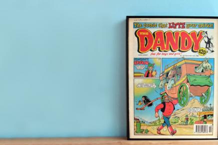 The Death of Comics