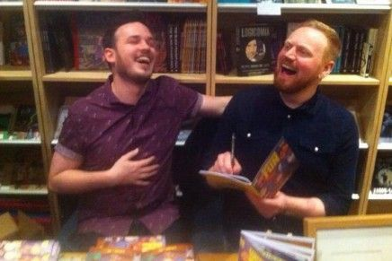 Interview: Colin Bell And Neil Slorance, Comic Book Writers And Creators of 'Dungeon Fun'