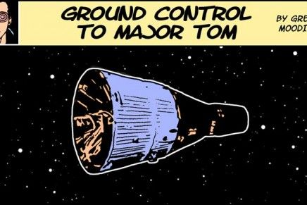 Ground Control To Major Tom