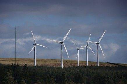 Renewable Energy and the Black, Black Oil