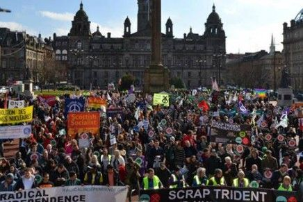 10 reasons why internationalists should support Scottish independence