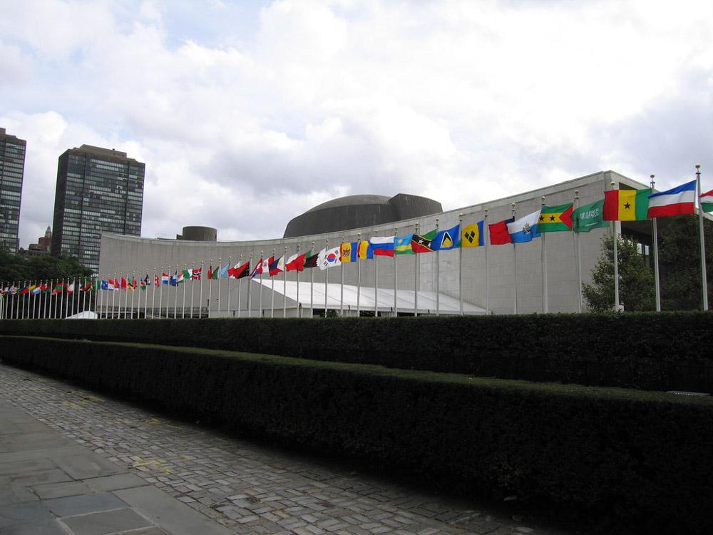 David Thompson United Nations