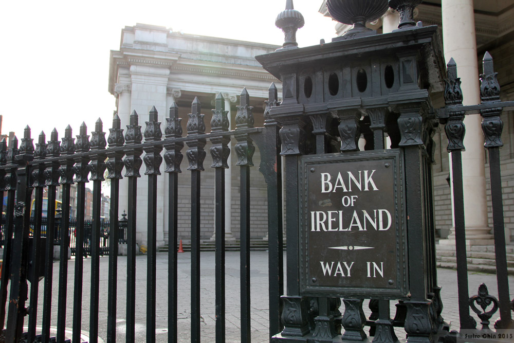 Swire - Bank of Ireland