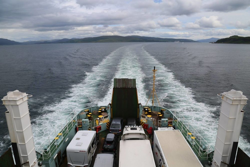 143 Yestival Sail to the Outer Hebrides