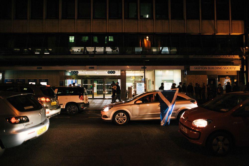 304 Vote Night Glasgow PM