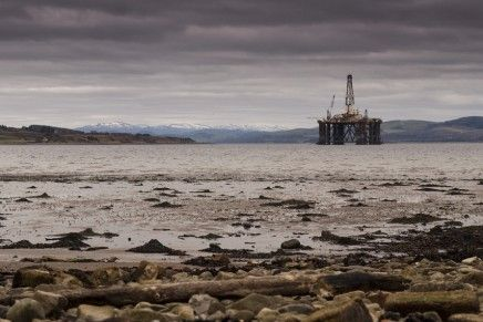 North Sea Oil's Beating Heart
